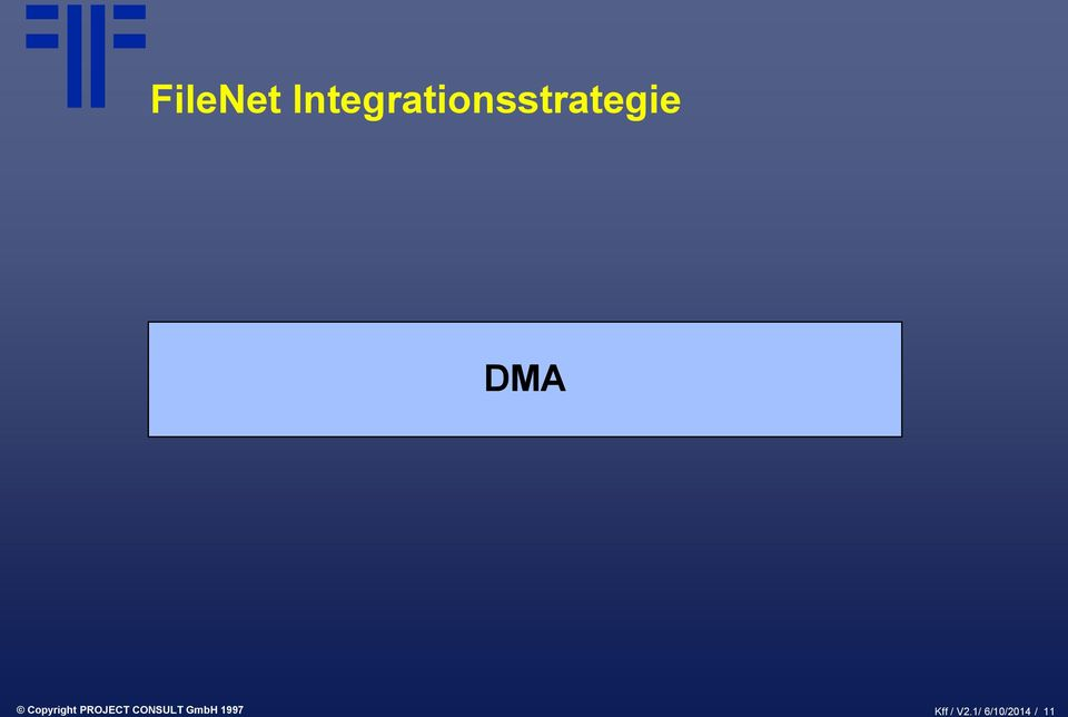 DMA Copyright PROJECT