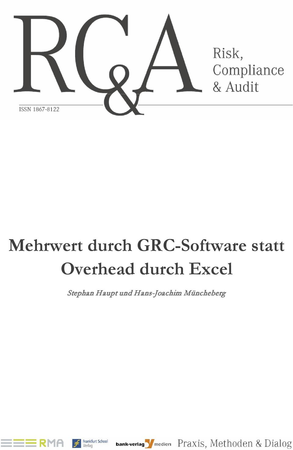 Overhead durch Excel