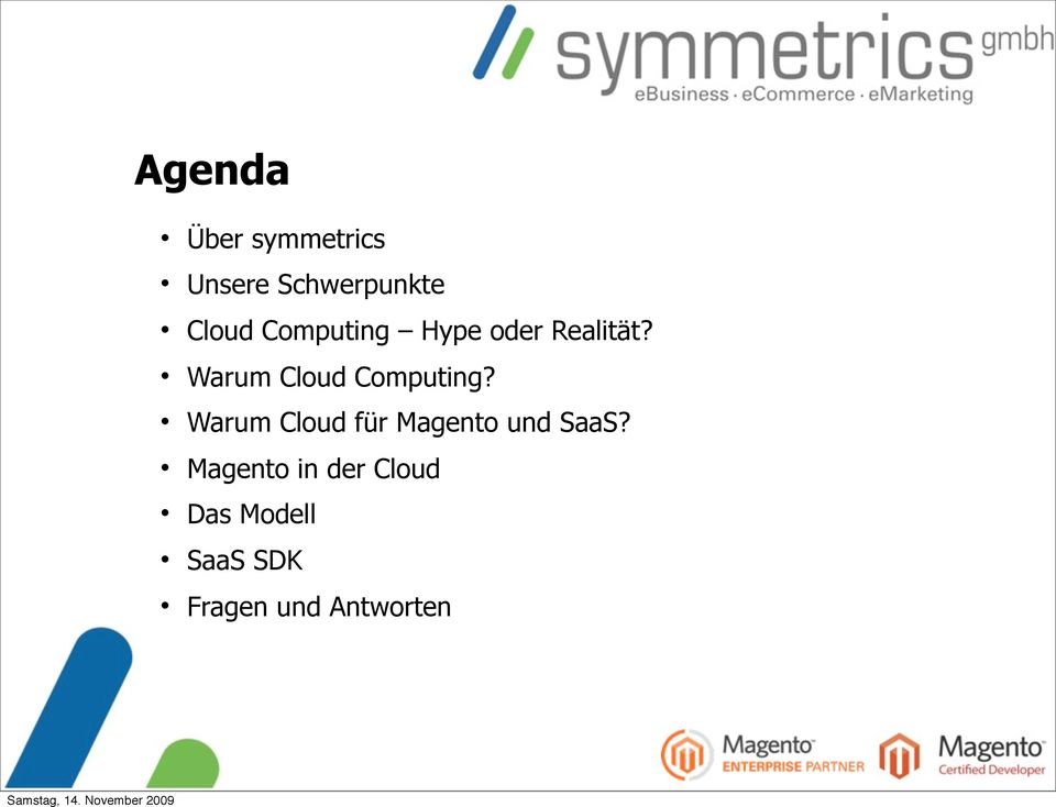 Warum Cloud Computing?