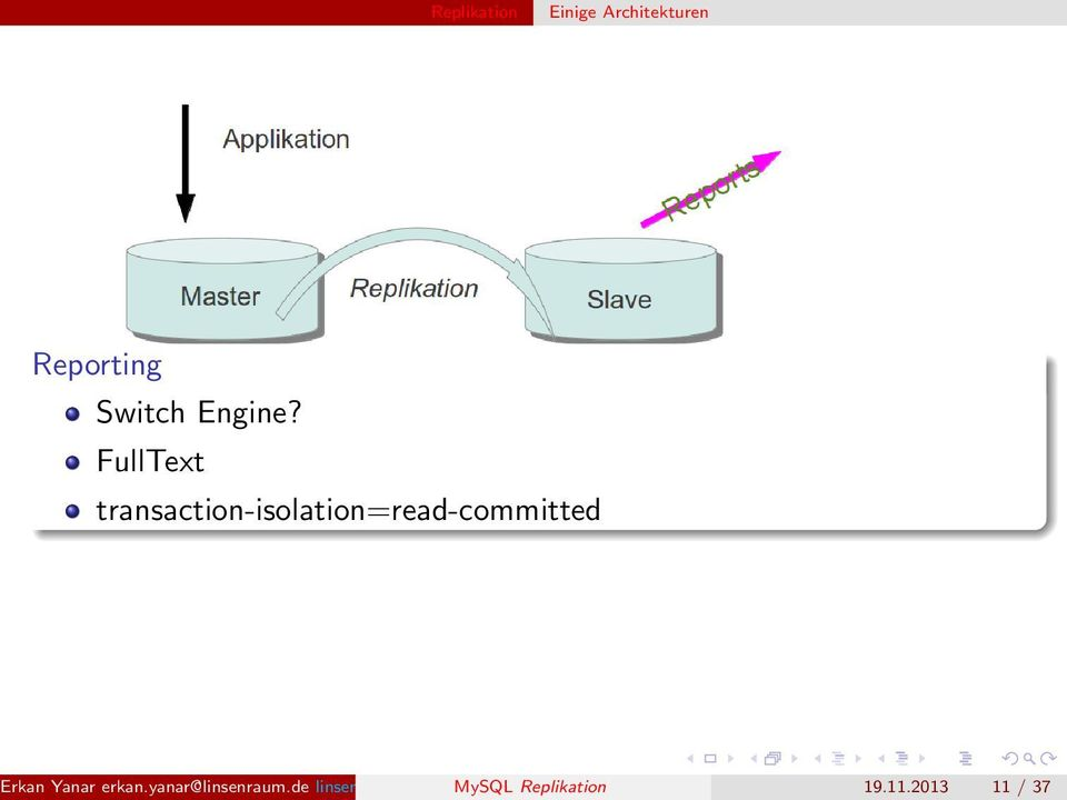 FullText transaction-isolation=read-committed Erkan
