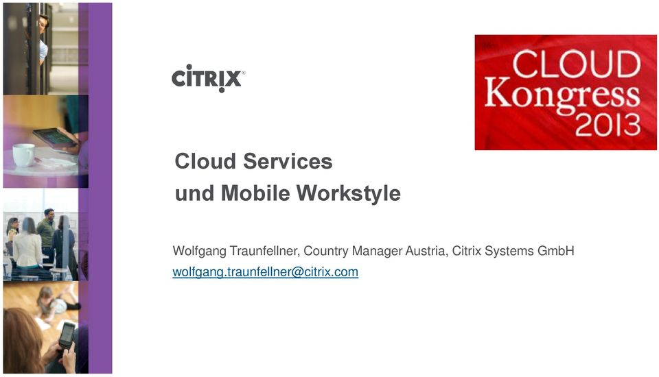 Country Manager Austria, Citrix
