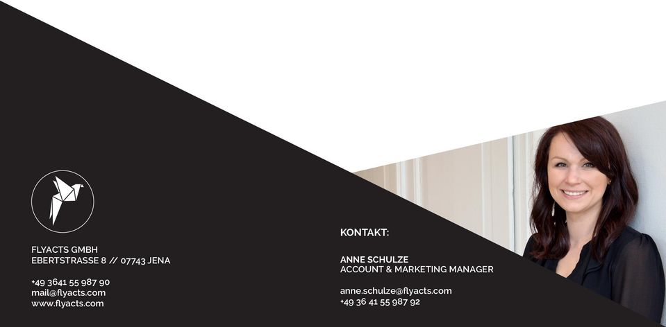 SCHULZE ACCOUNT & MARKETING MANAGER