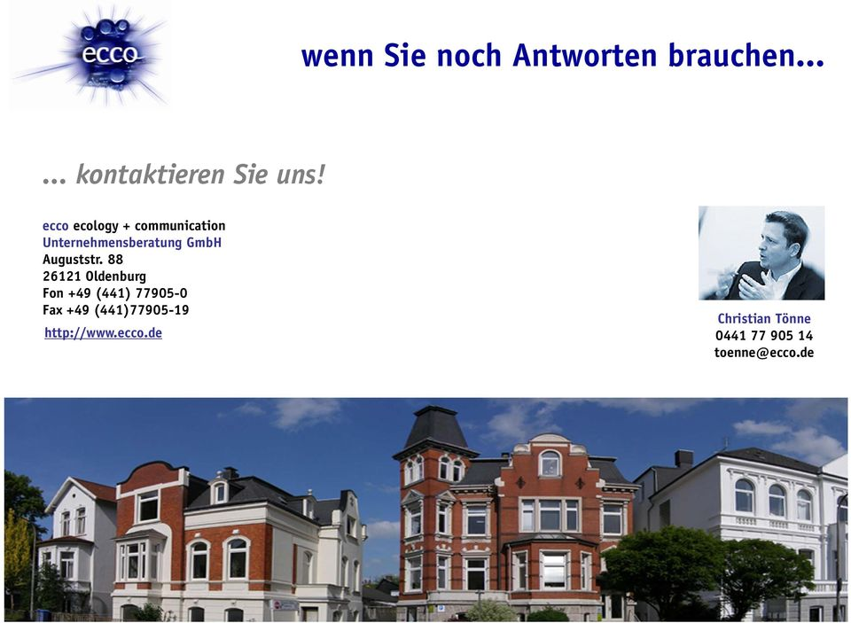 88 26121 Oldenburg Fon +49 (441) 77905-0 Fax +49 (441)77905-19