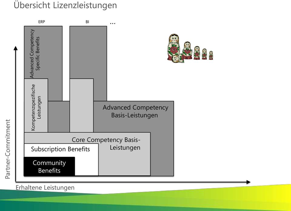 Advanced Competency Basis-Leistungen Core Competency Basis-