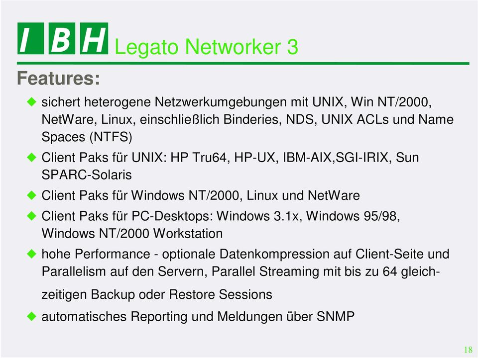Paks für PC-Desktops: Windows 3.