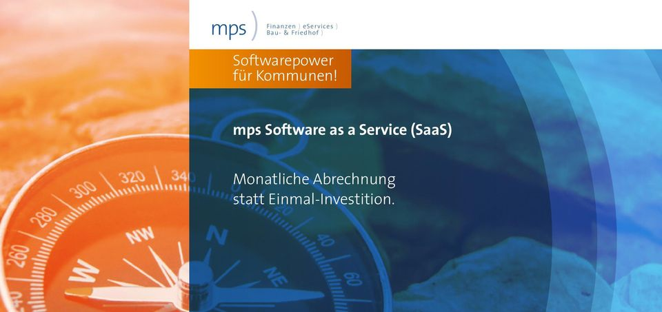 mps Software as a Service (SaaS)