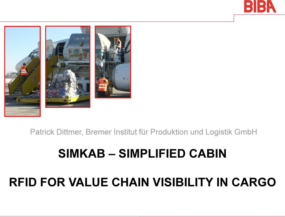 SIMKAB SIMPLIFIED CABIN RFID FOR