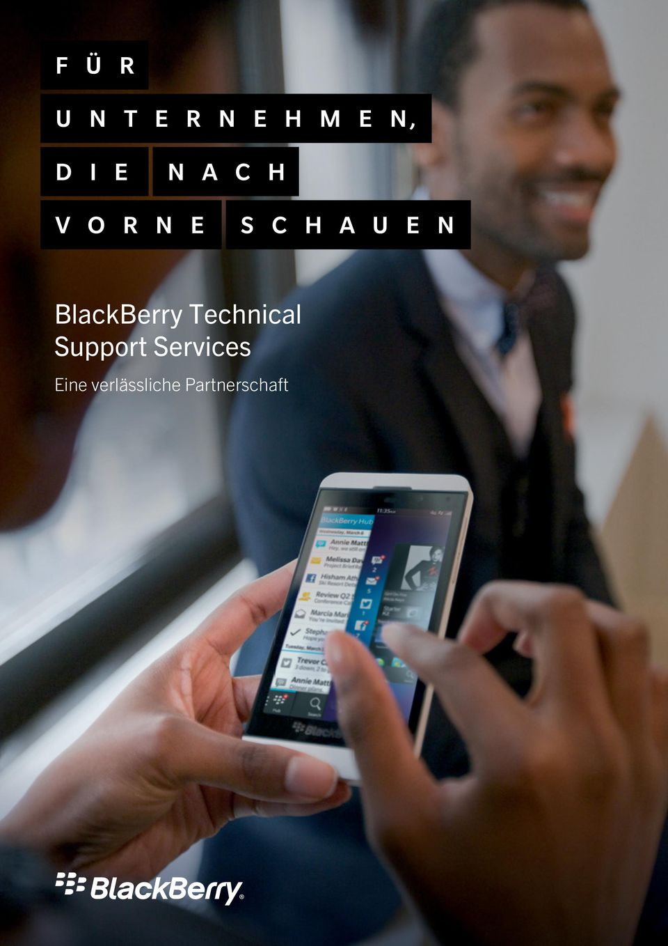 BlackBerry Technical Support