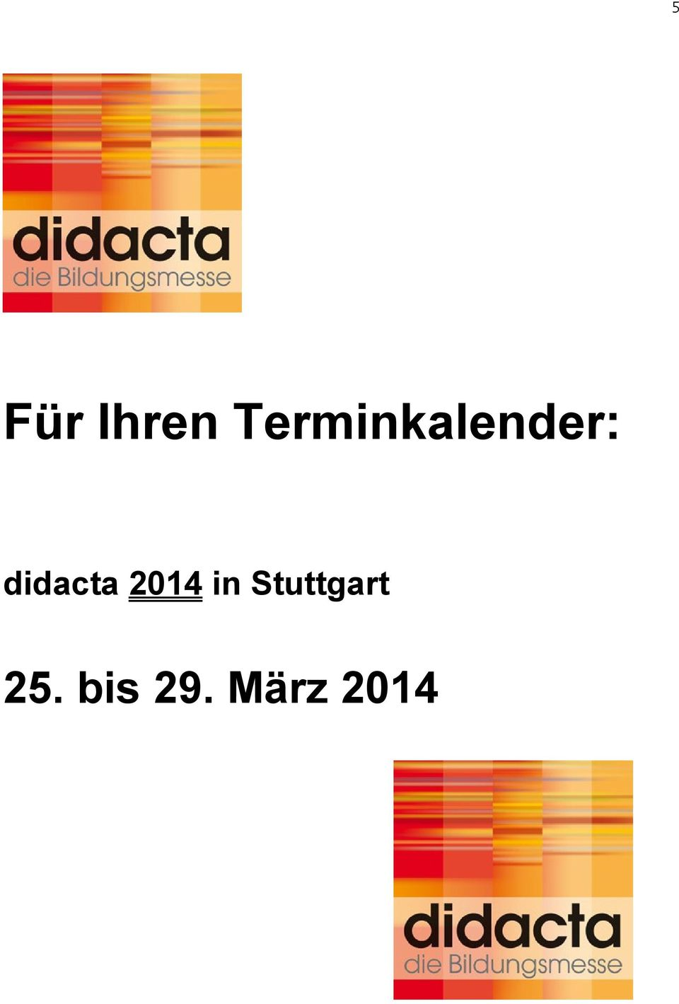 didacta 2014 in