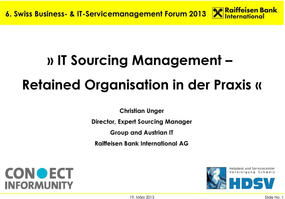 Unger Director, Expert Sourcing Manager Group and