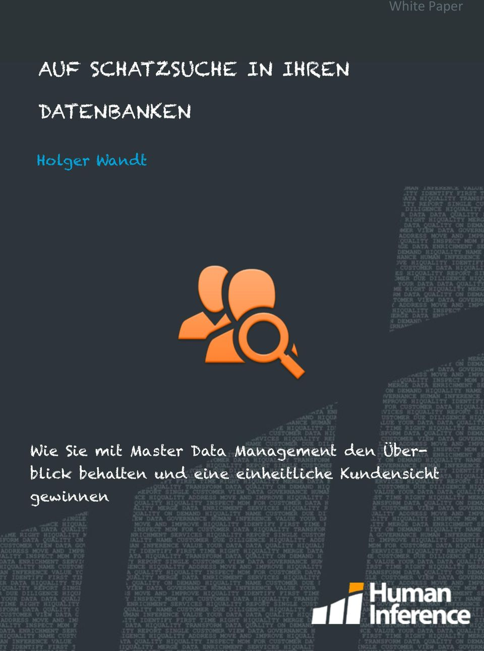 Master Data Management den Überblick