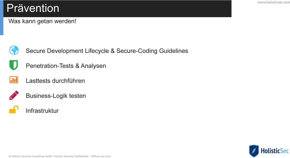 Secure Development Lifecycle & Secure-Coding