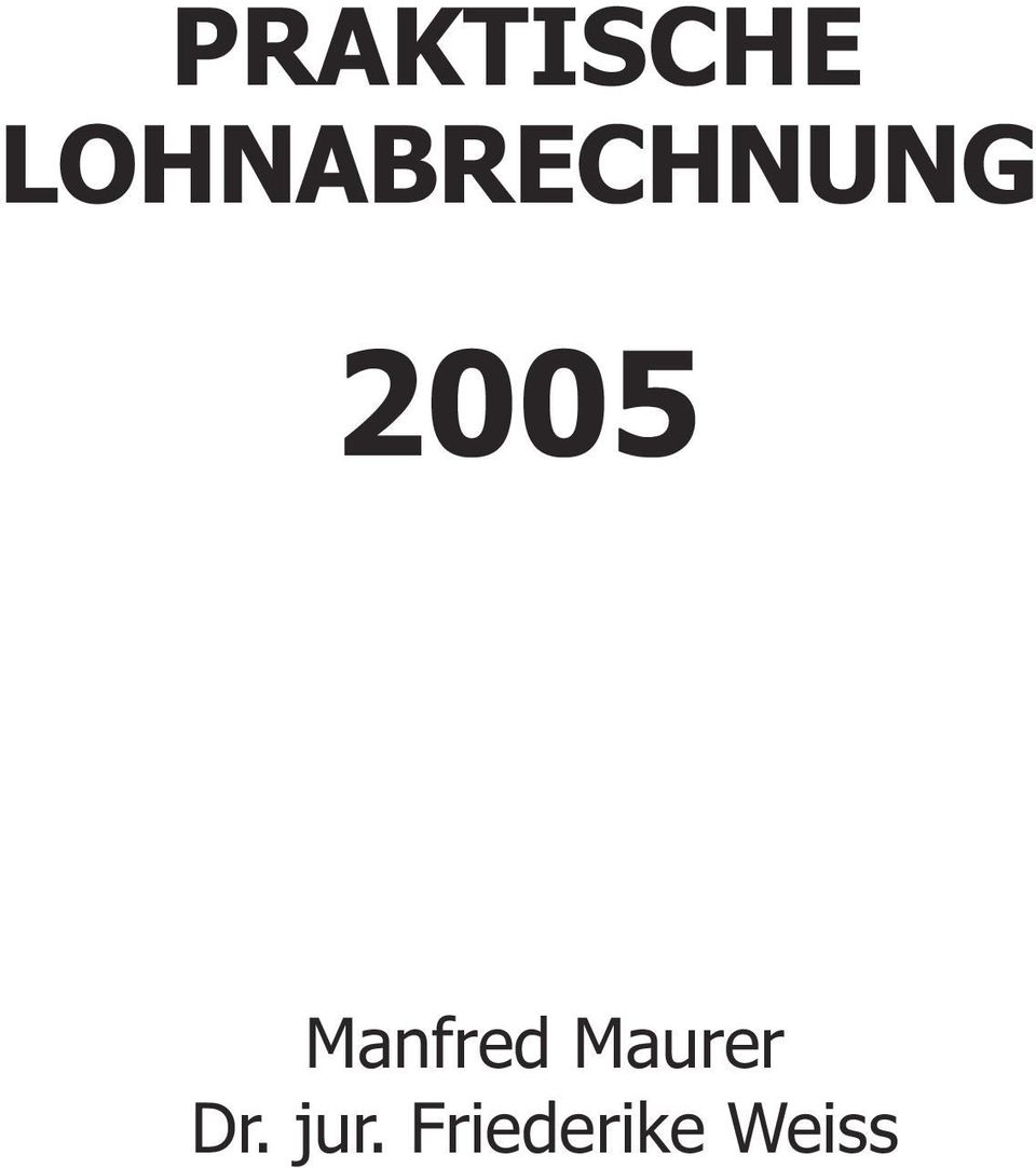 2005 Manfred