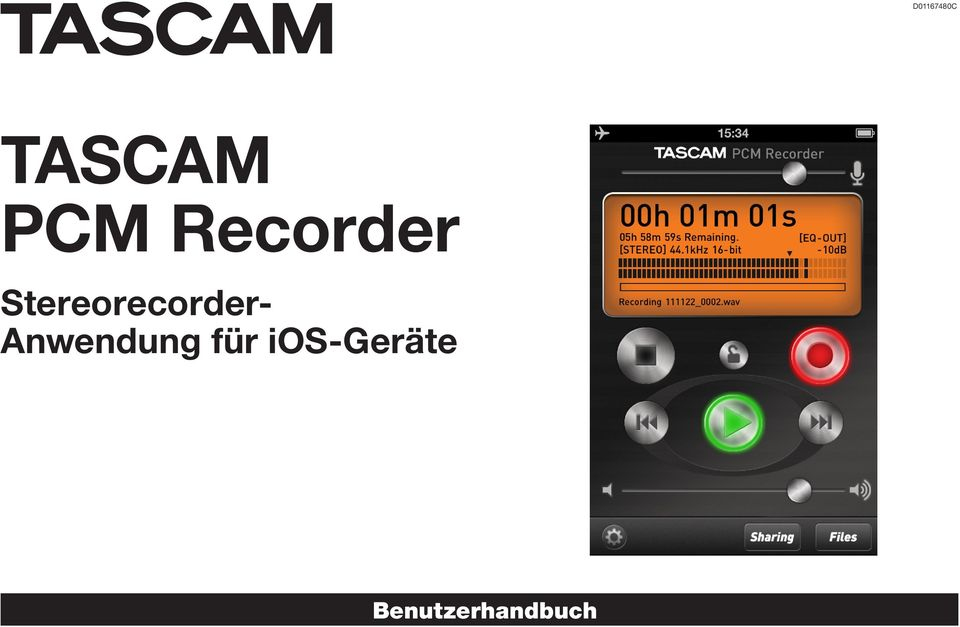 Stereorecorder-