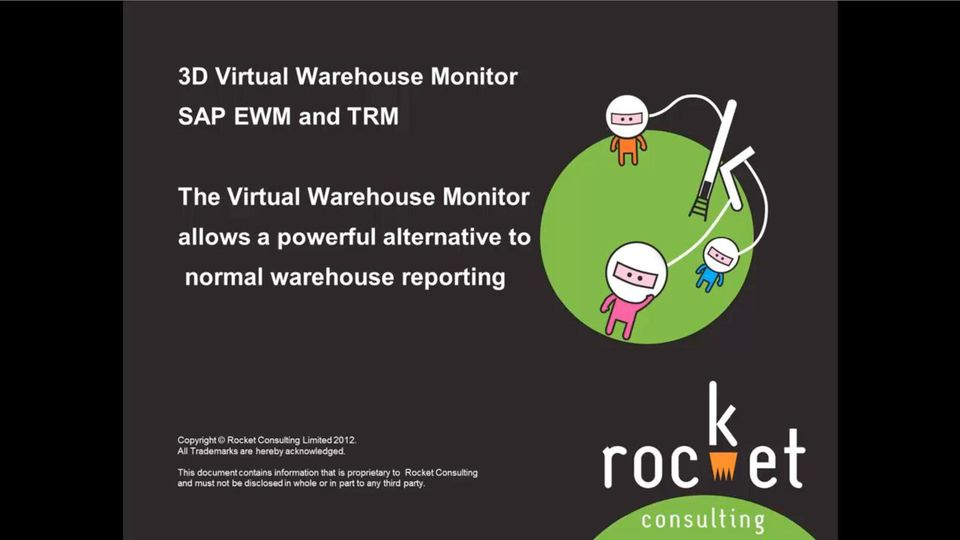 data correction Bring virtual warehouse processes into the testing Improved testing through process visualisation Helps test processes not transactions Bring virtual warehouse processes into the
