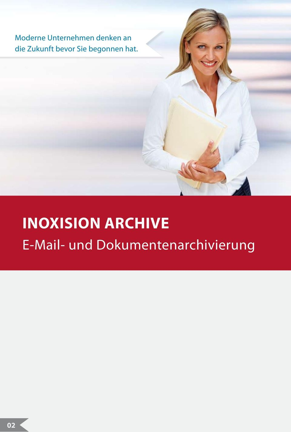hat. INOXISION ARCHIVE E-Mail-