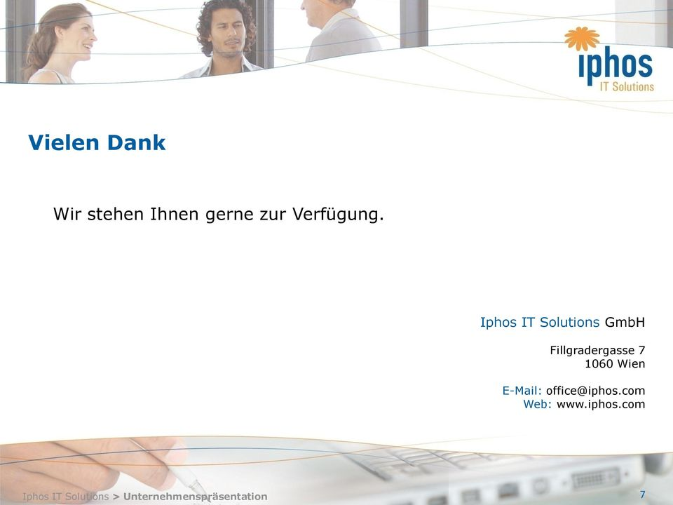 Iphos IT Solutions GmbH
