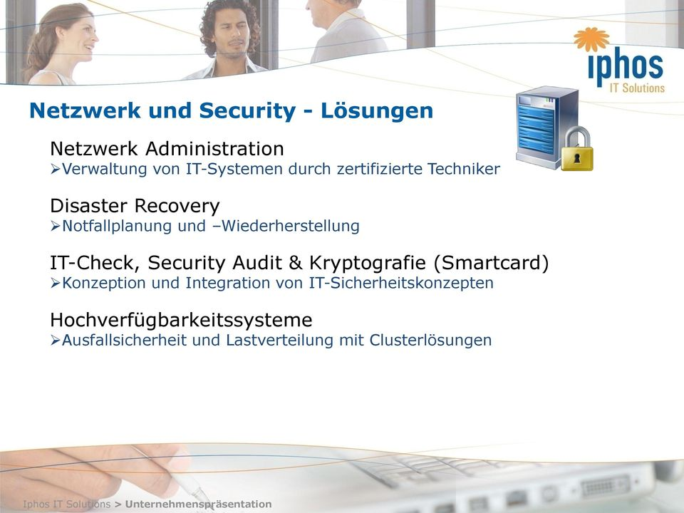 Security Audit & Kryptografie (Smartcard) Konzeption und Integration von