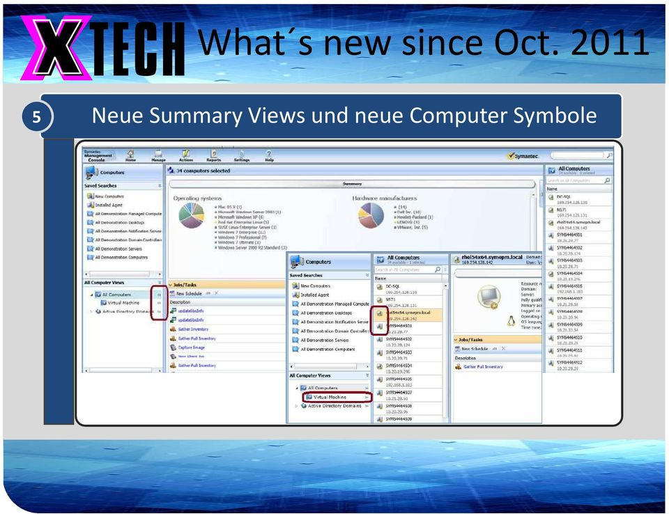 2011 5 Neue Summary Views