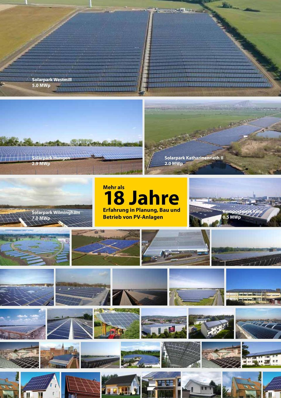 0 MWp Solarpark Wilmigham 7.