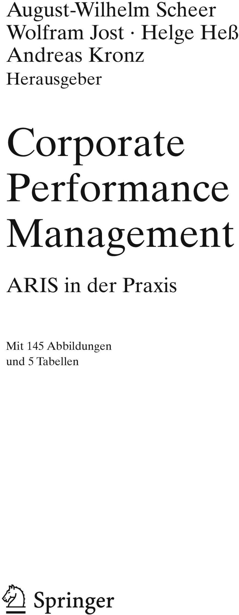 Performance Management ARIS in der