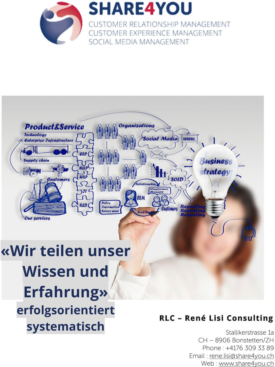 Consulting Stallikerstrasse 1a CH 8906 Bonstetten/ZH