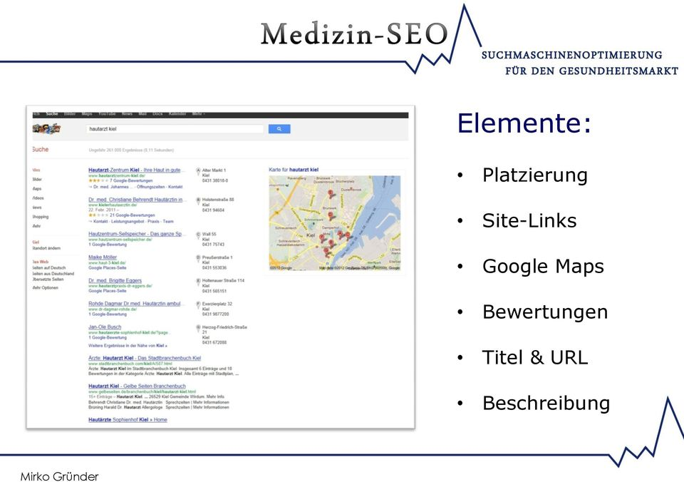 Site-Links Google
