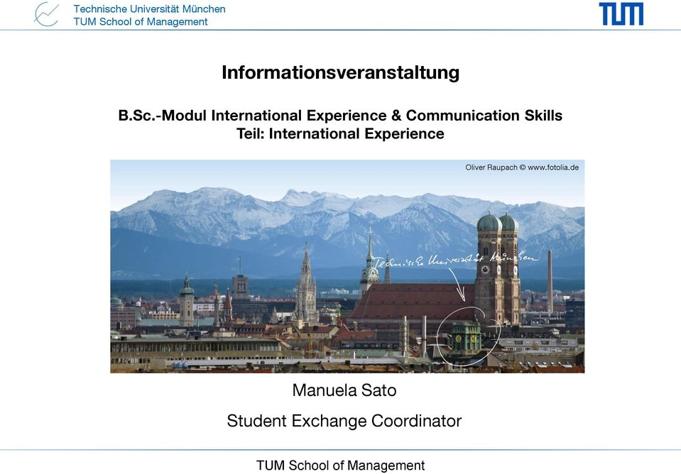 Communication Skills Teil: International