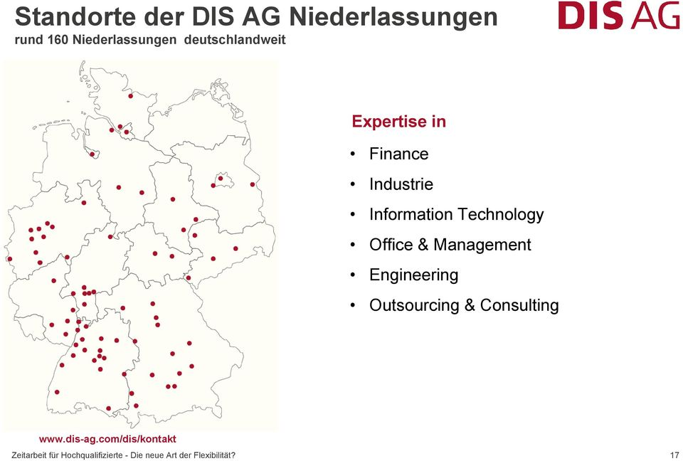 Office & Management Engineering Outsourcing & Consulting www.dis-ag.