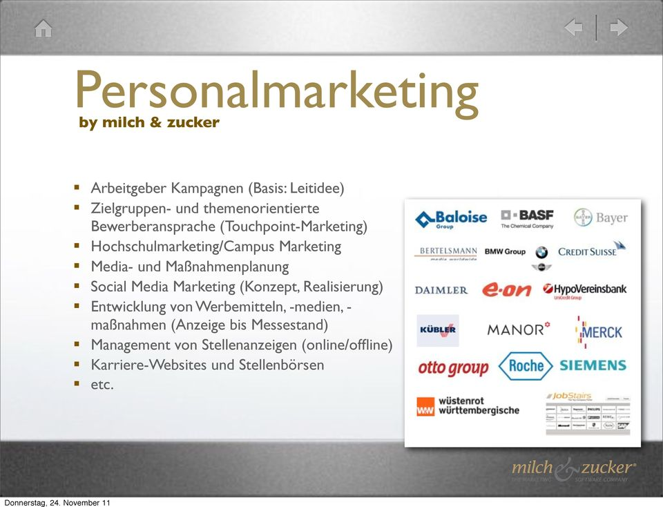 Hochschulmarketing/Campus Marketing! Media- und Maßnahmenplanung!