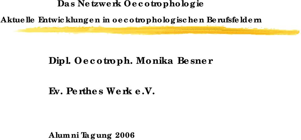 Perthes Werk e.v.