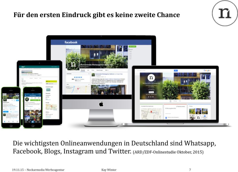 Deutschland sind Whatsapp, Facebook, Blogs,