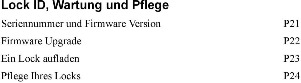 Version Firmware Upgrade Ein