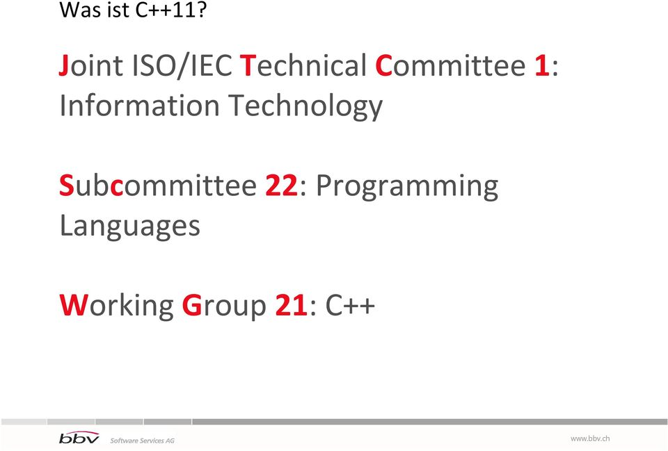 1: Information Technology