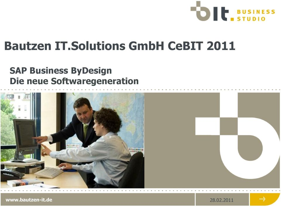 2011 SAP Business