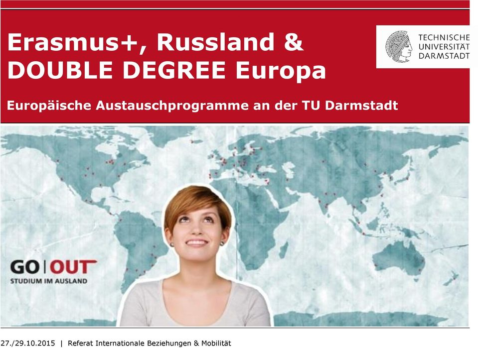 DOUBLE DEGREE Europa