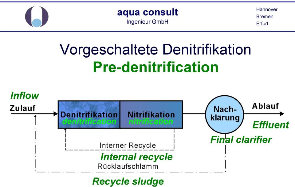 denitrification nitrification