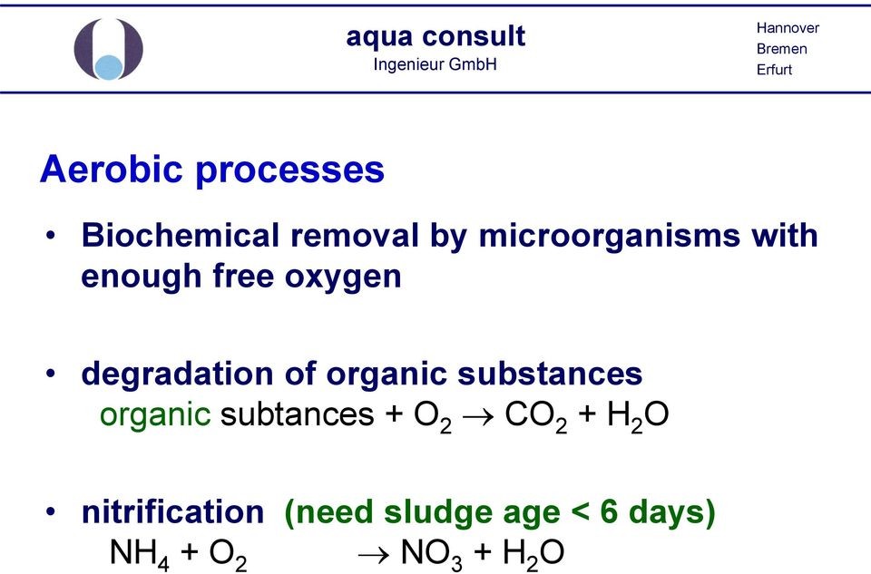 organic substances organic subtances + O 2 CO 2 + H 2