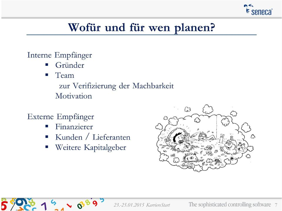 Verifizierung der Machbarkeit Motivation