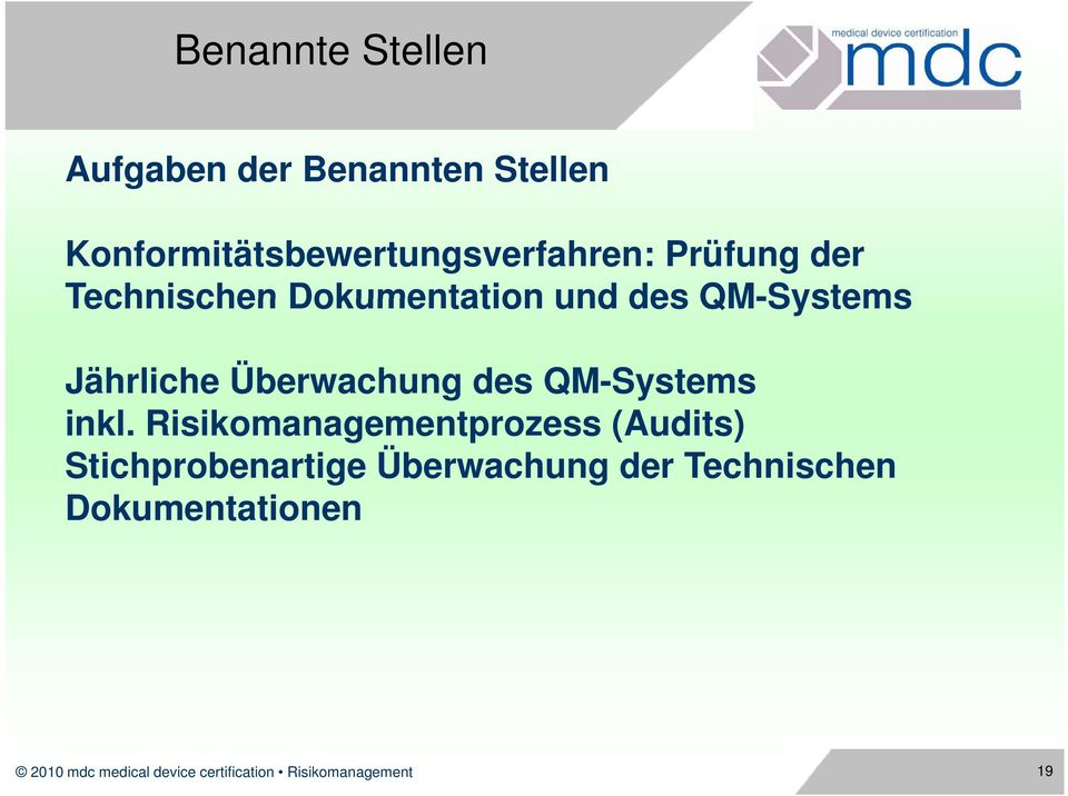 QM-Systems inkl.