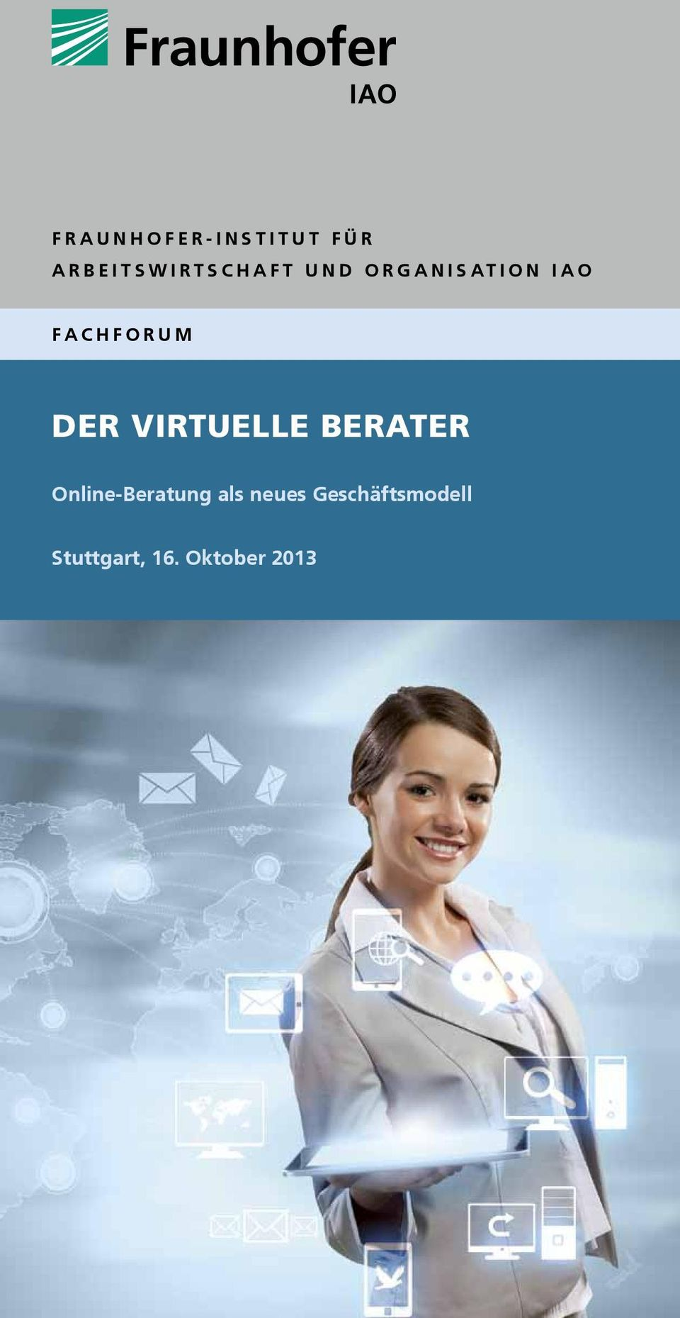 Fachforum Der virtuelle Berater