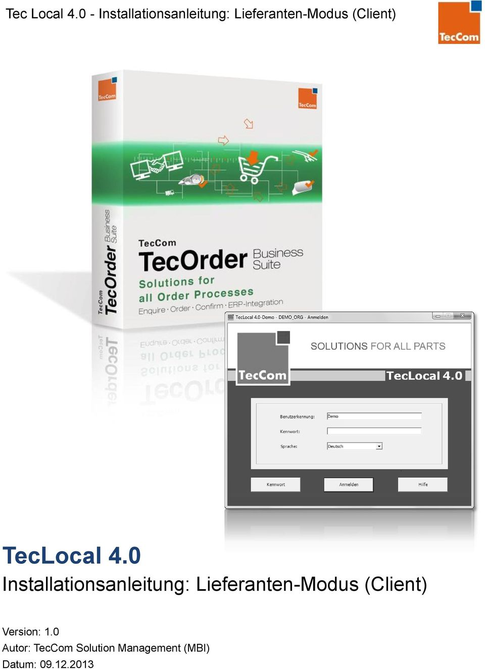(Client) TecLocal 4.