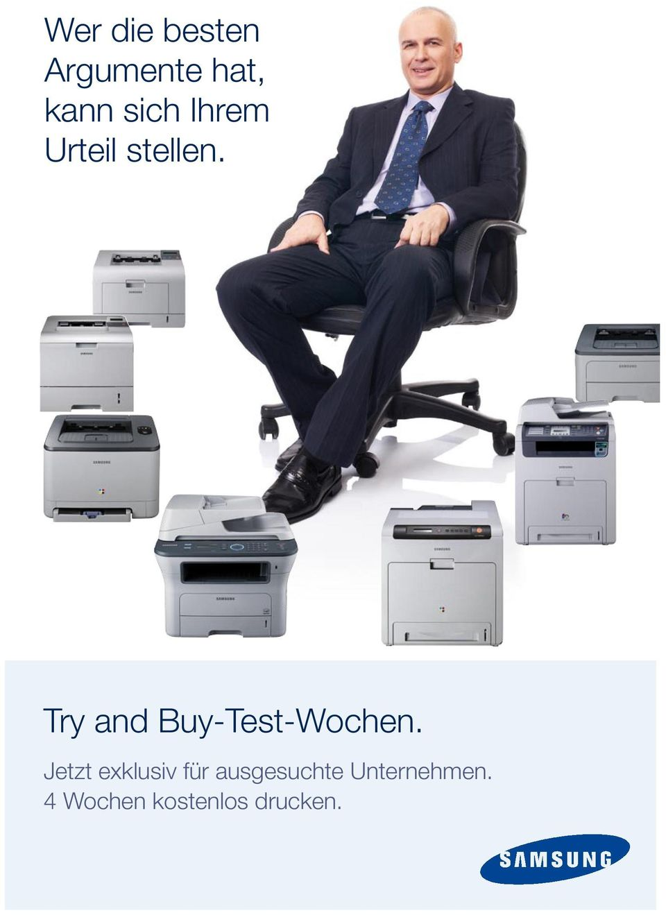 Try and Buy-Test-Wochen.