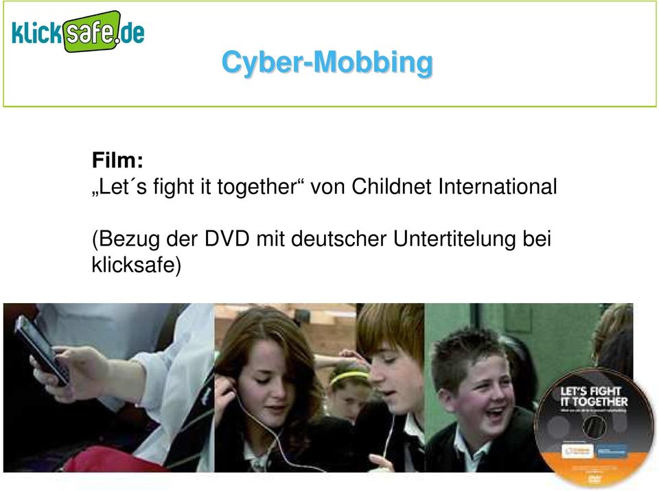 International (Bezug der DVD