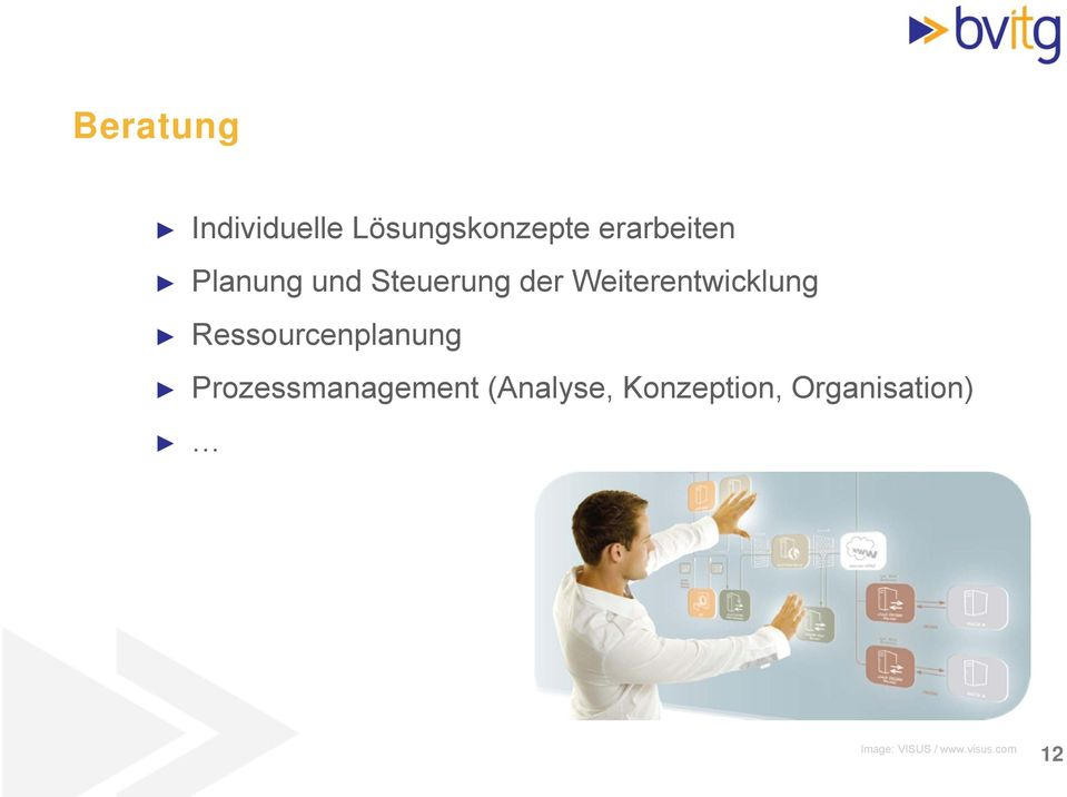 Ressourcenplanung Prozessmanagement (Analyse,