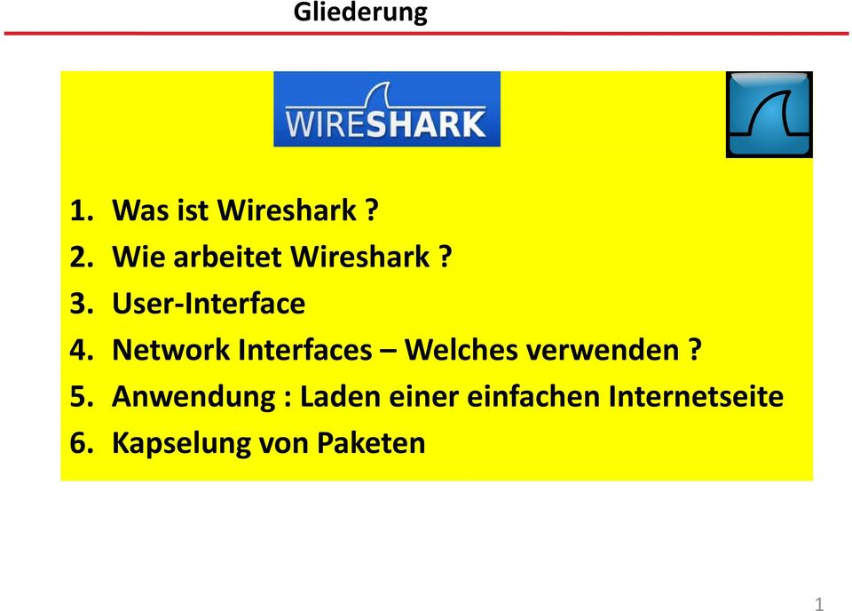 Network Interfaces Welches verwenden? 5.