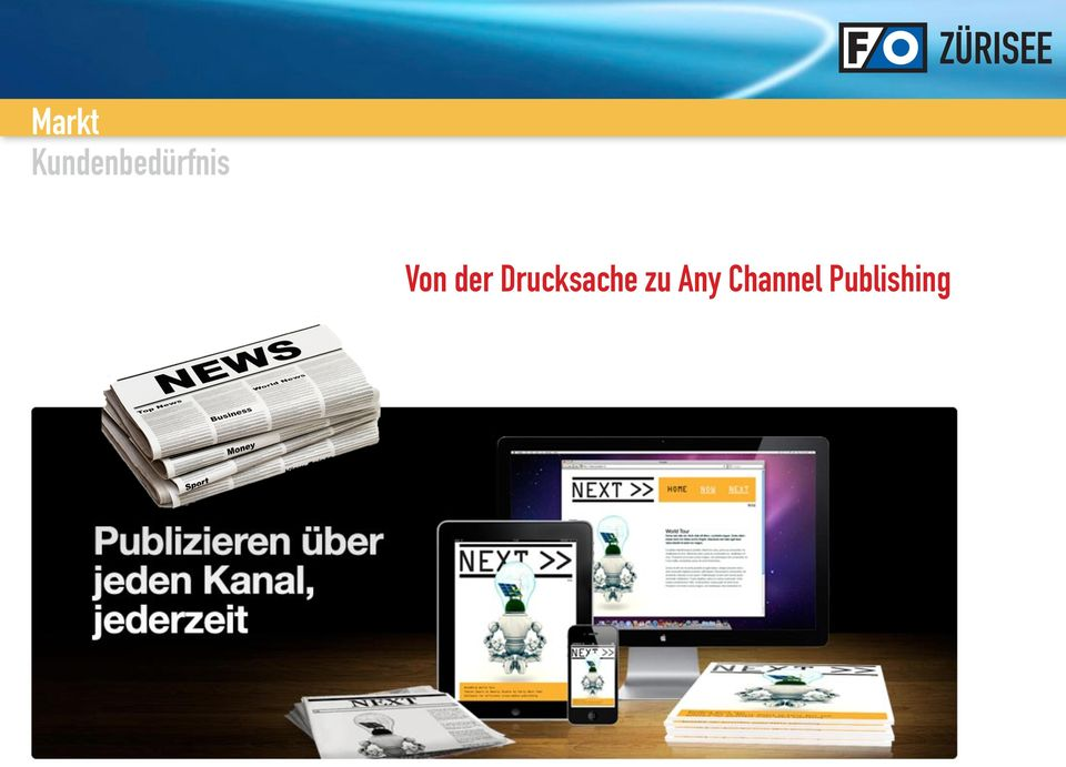 Channel Publishing Von der