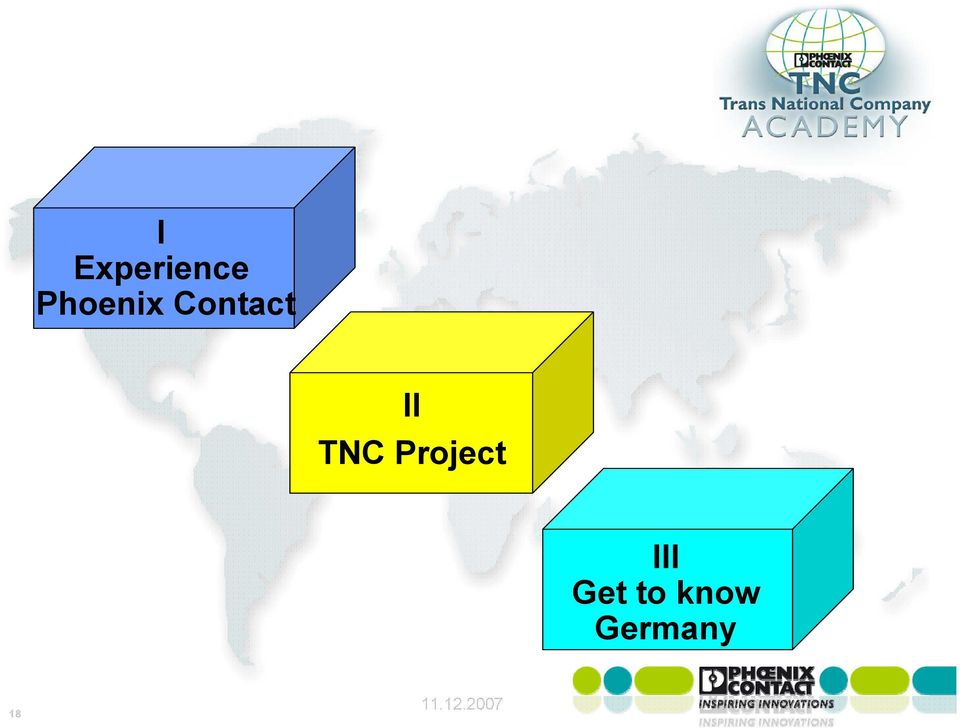 II TNC Project