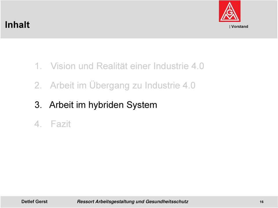 Industrie 4.0 2.