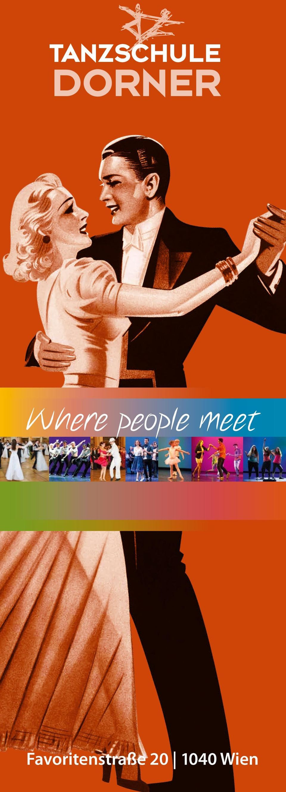 people meet